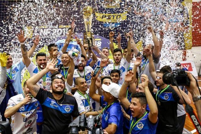 Conquering Brazilian Futsal